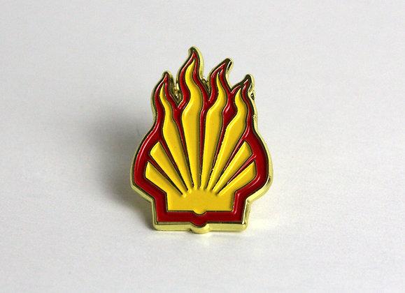 Hell Pin Badge
