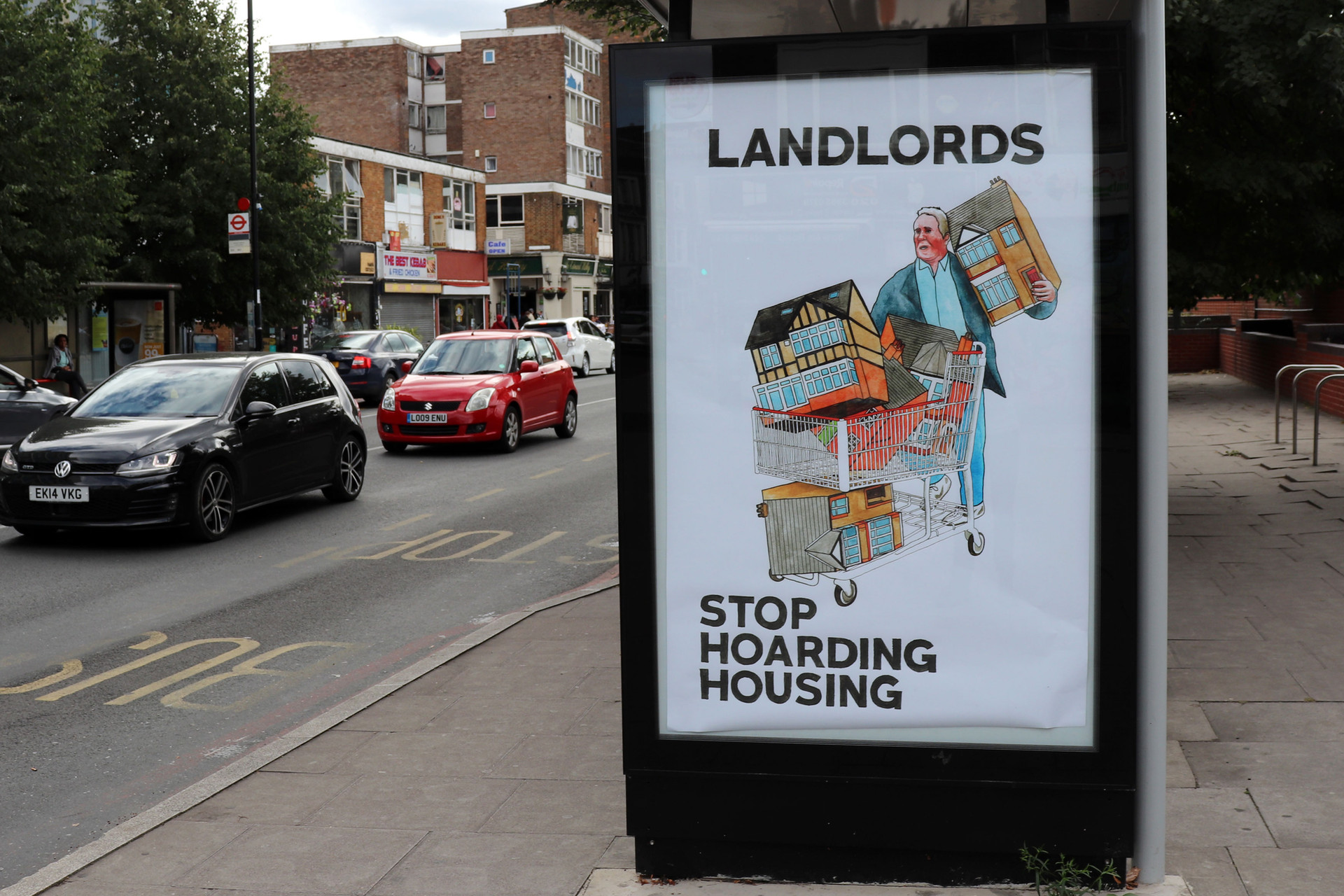 Landlords - Stop Hoarding Housing