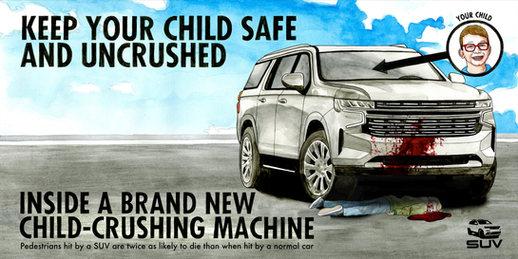 Child Crushing Machine (2020) - Darren Cullen