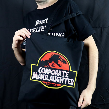 Corporate Manslaughter - Tote Bag