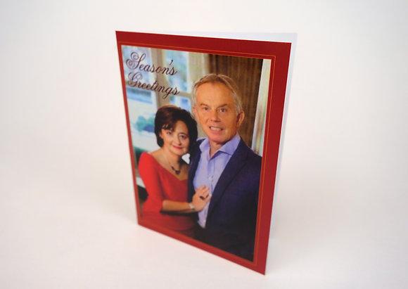 Blair Xmas Cards