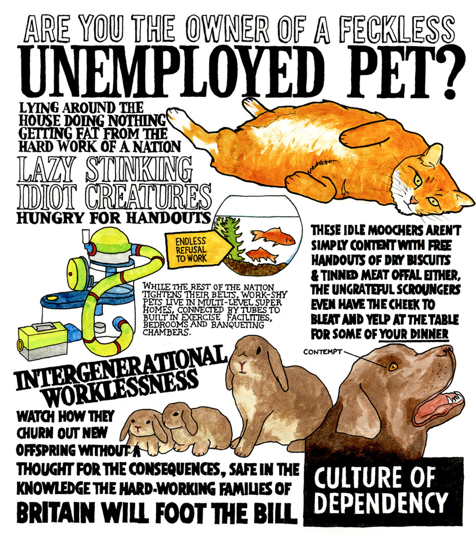 UNEMPLOYED PETS