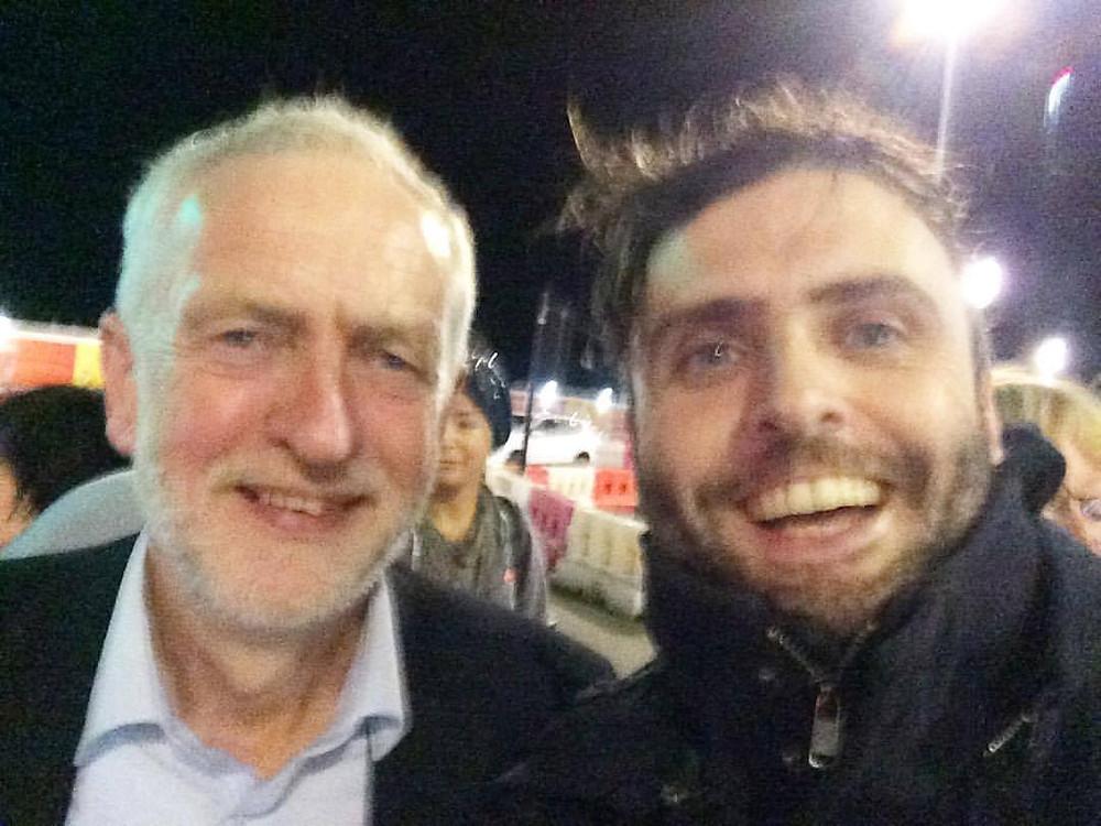 Me & Corbyn