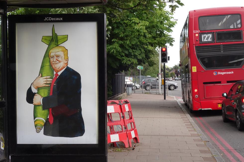 Trump UK State Visit