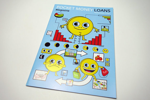 Pocket Money Loans Magazine
