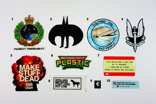 Sticker Set #1