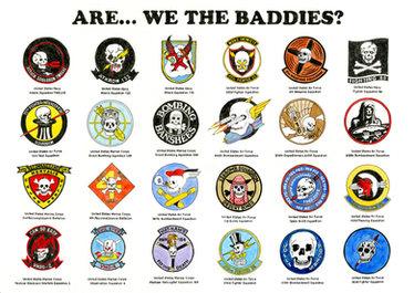 Are. we the baddies?