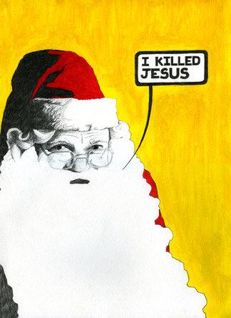 I Killed Jesus