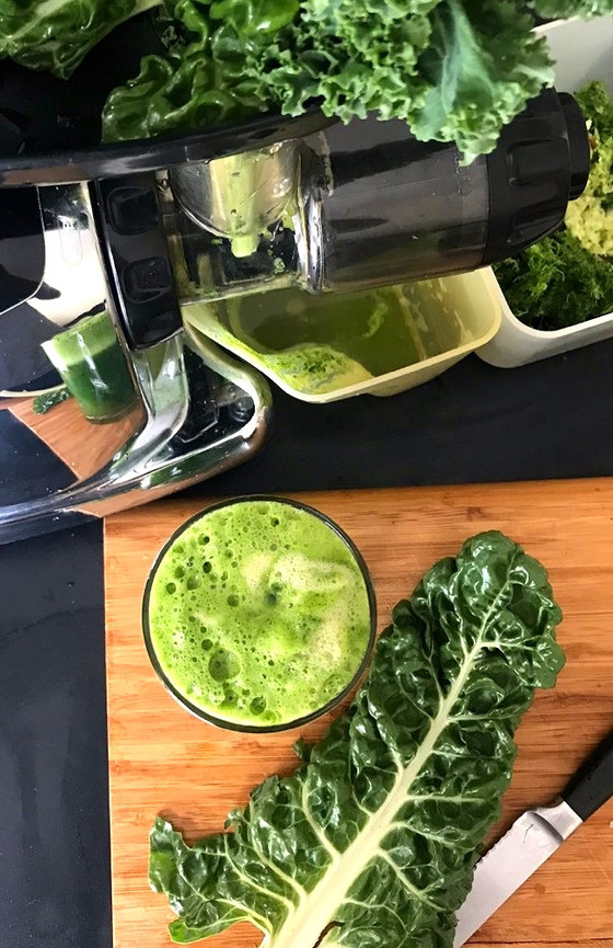 JUICING. A SIMPLE WAY TO A HEALTHIER YOU