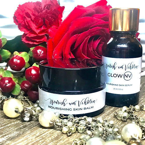 Christmas Gift Pack (w/small balm)