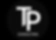 TPConsulting Logo Black Circle White Let