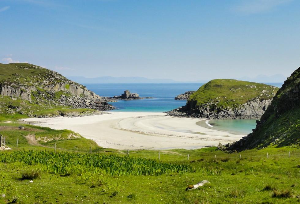 Knockvologan Beach, Isle of Mull