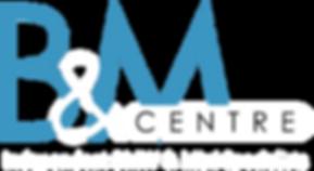B and M Centre Logo