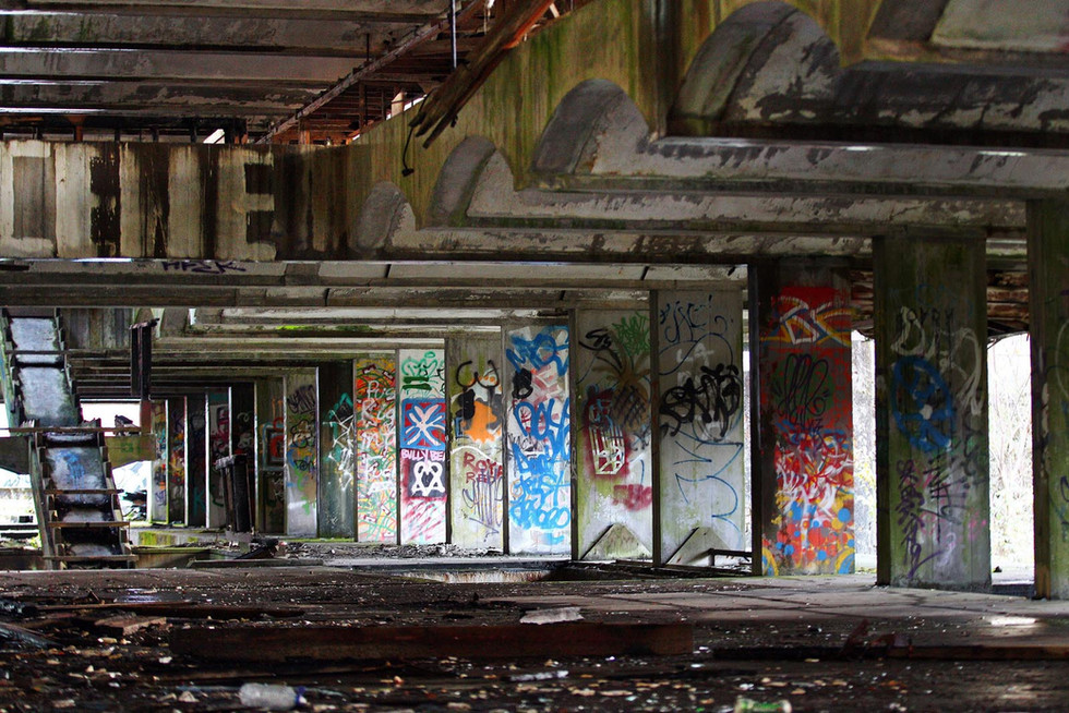 St Peters Seminary, Cardross