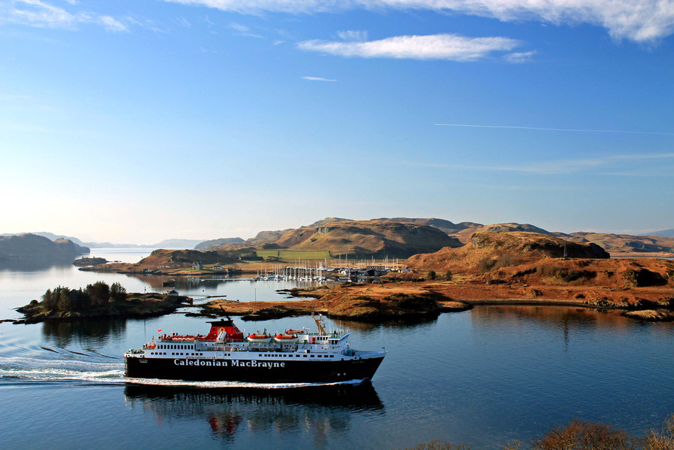 Isle of Kerrera, Argyll and Bute