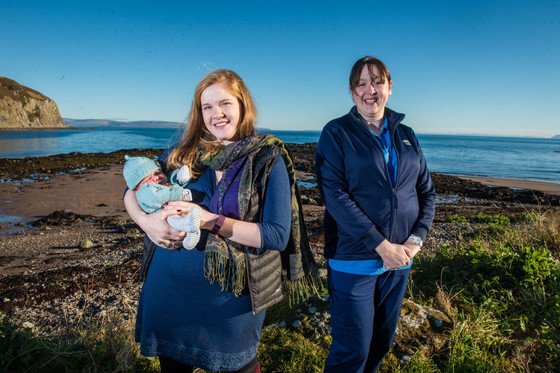 The Highland Midwife, Channel 5