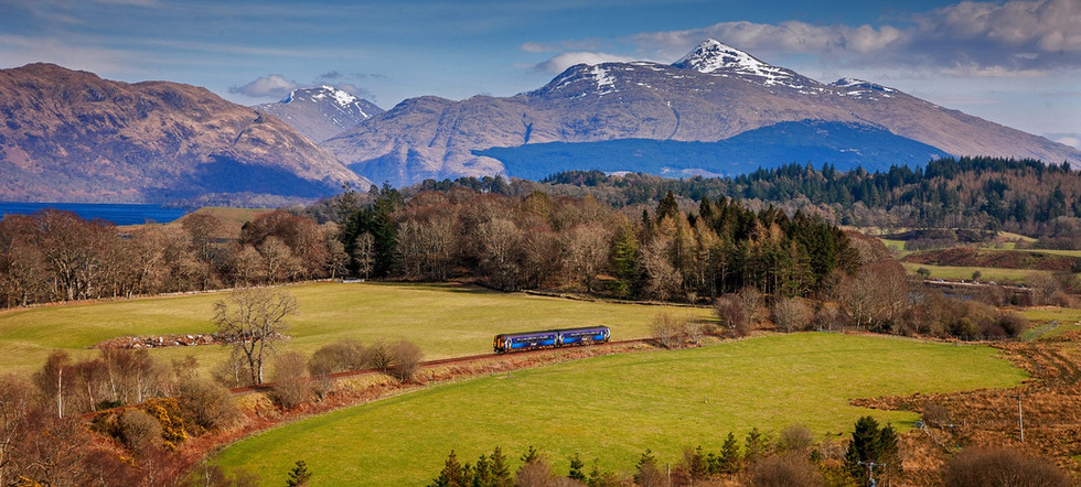 Loch Awe, Argyll and Bute