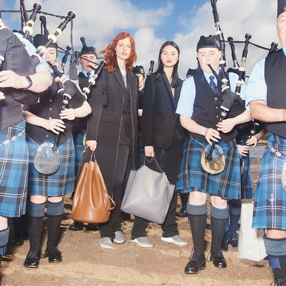 """Stella McCartney comes home to the """"Mull of Kintyre"""""""