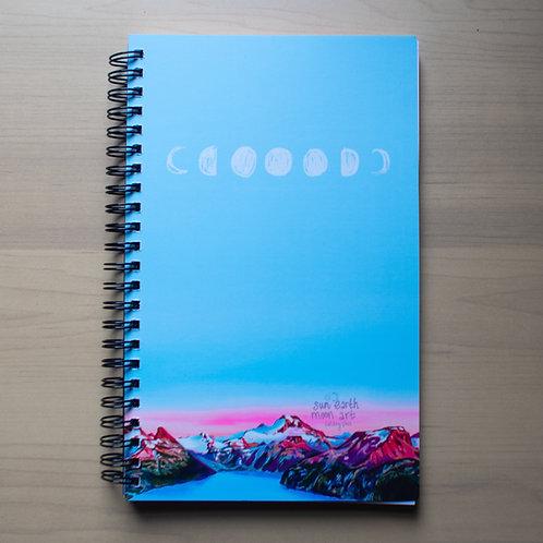 Garibaldi Moon Phase Journal