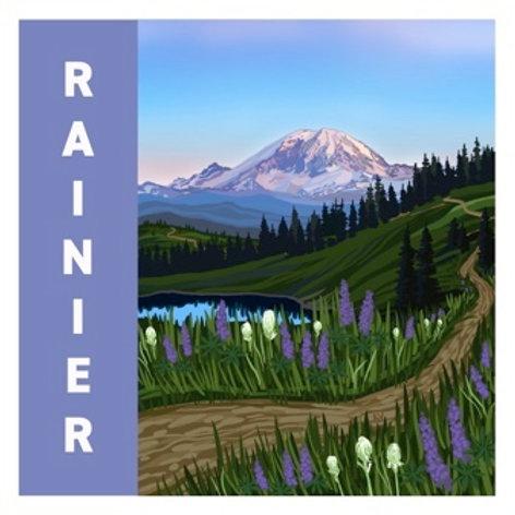 Rainier Sticker