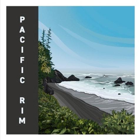 Pacific Rim Sticker