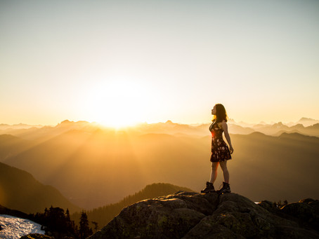 Where you should really be hiking this summer! The best easy but rewarding one-nighters.