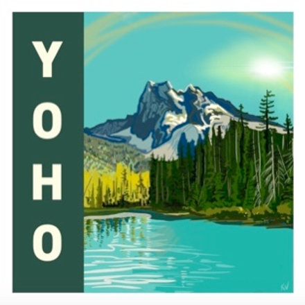 Yoho Sticker