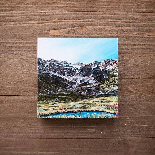 Brandywine Wood Print