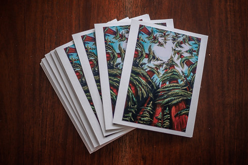 The Heart Tree Project Cards