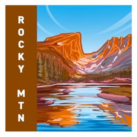 Rocky Mtn Sticker