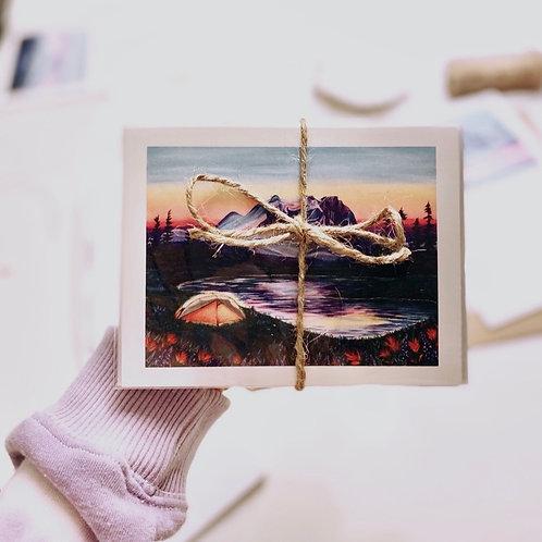 Art Cards Set of 3