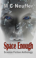 Space Enough Anthology Cover.