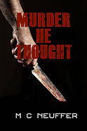 Murder He Thought Cover