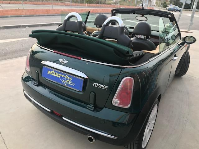 MINI Cooper Cabrio