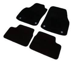 Pack de 4 alfombrillas universales de moqueta