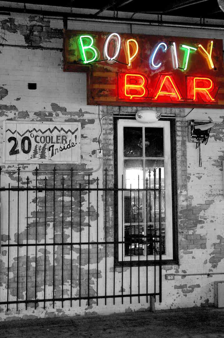 Bop City Bar