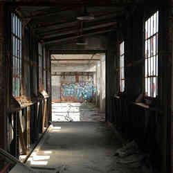 Graffiti in the Packard