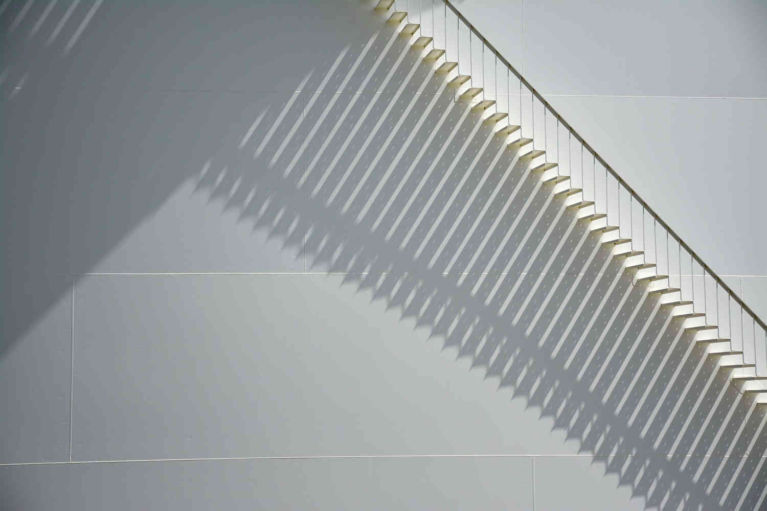 Shadow of Stairs