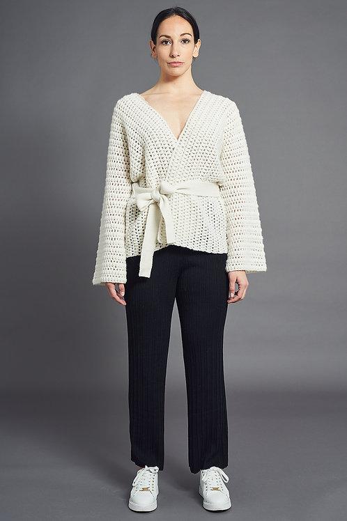 Handmade Knit Cardigan - Sminfinity