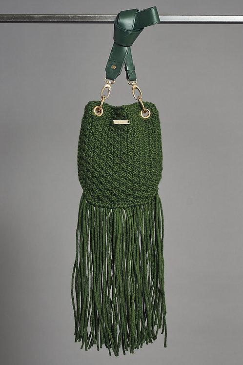 """CINTA"" Bag - Marjana von Berlepsch - Color Green"