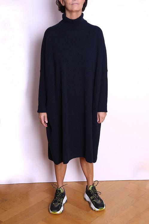 Cape Dress - Sminfinity - Midnight Blue