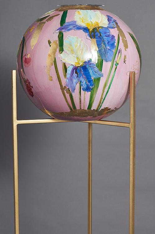 Vase CraftZZ- Handpainted in Netherlands - Color Rose