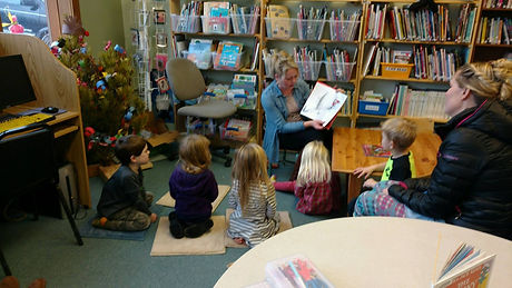 Story Time at Philipsburg Public Library