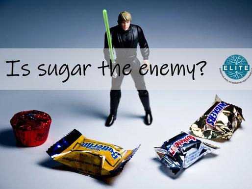 Sugary (Not So) Sweet