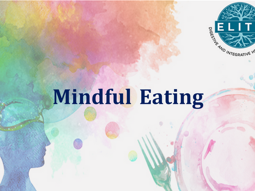 Being Mindful While Eating