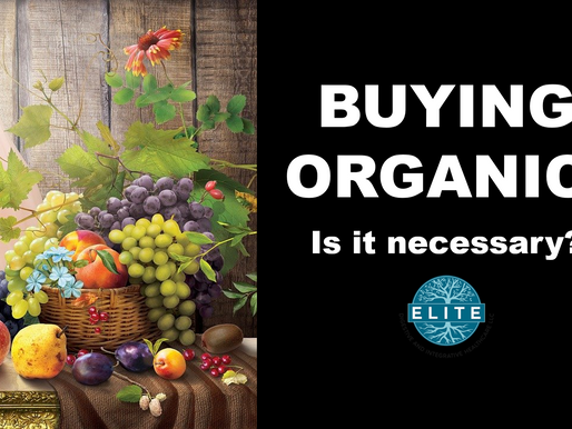 Organic: Fact or Fiction