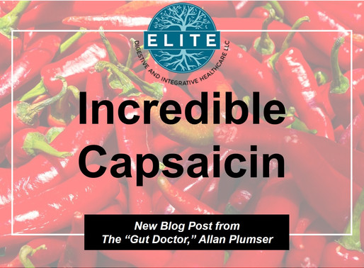 Incredible Capsaicin