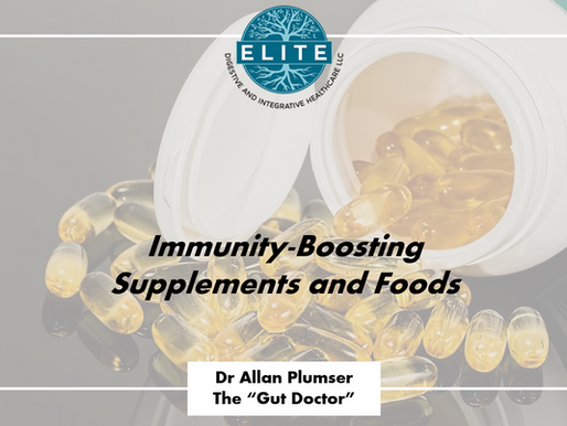 Immunity-Boosting Supplements
