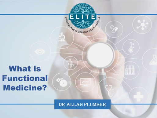 Functional Medicine - Why do I care?
