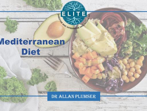 Dr. Plumser's Diet Education Series: Mediterranean Diet
